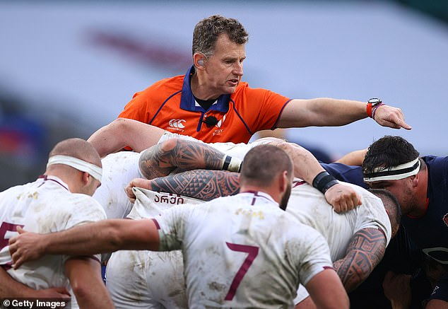 New RFU chief sees a time where the men's and women's teams are world champions