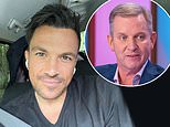 Peter Andre hits out at ITV for making 'scapegoat' of Jeremy Kyle after his talk show was axed