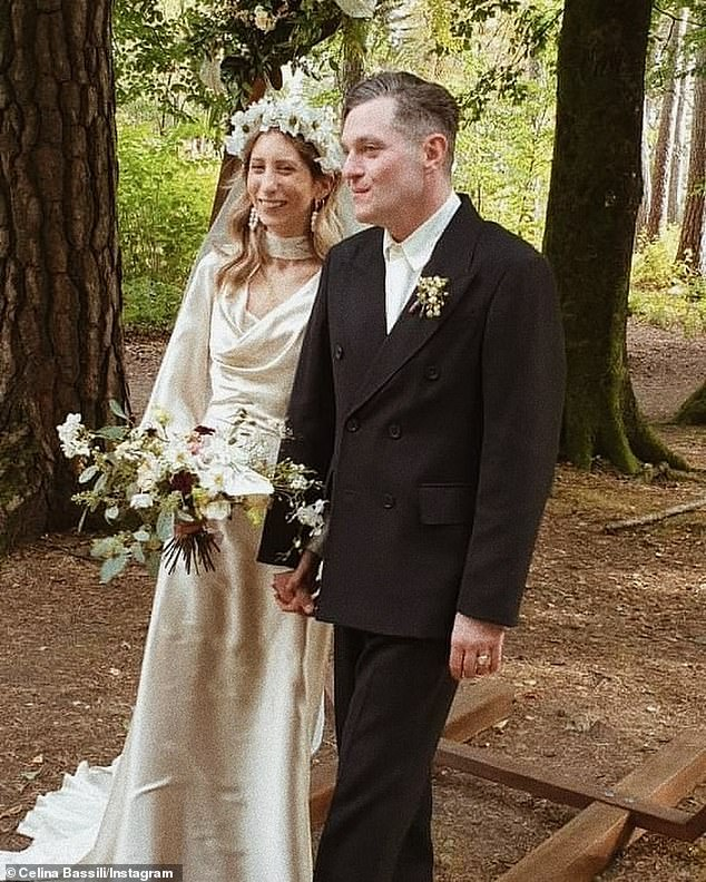 Mathew Horne is MARRIED! Gavin And Stacey star, 43, secretly tied the knot with girlfriend Celina Bassili, 27, in Oslo earlier this month - with his new wife sharing snaps on Instagram