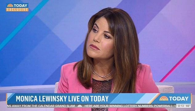 Monica Lewinsky, above on September 7, is an executive producer on the FX show