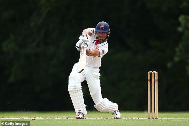 It is still not certain if Cook's devotion to his county will be enough to see him play on in 2022