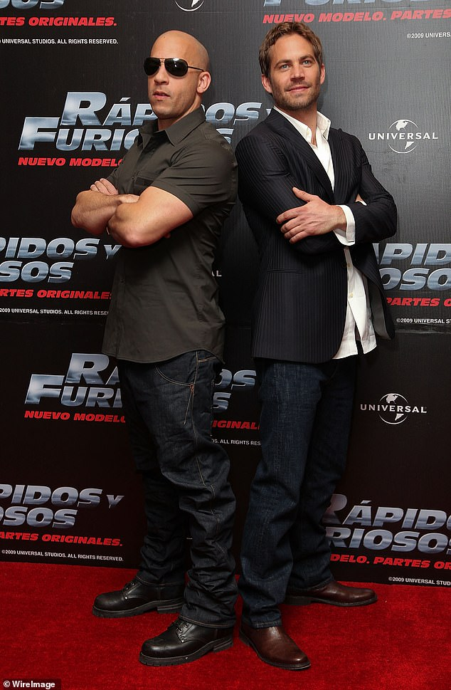 Brothers:They became close friends during filming and went to star together in the hit movie's many sequels