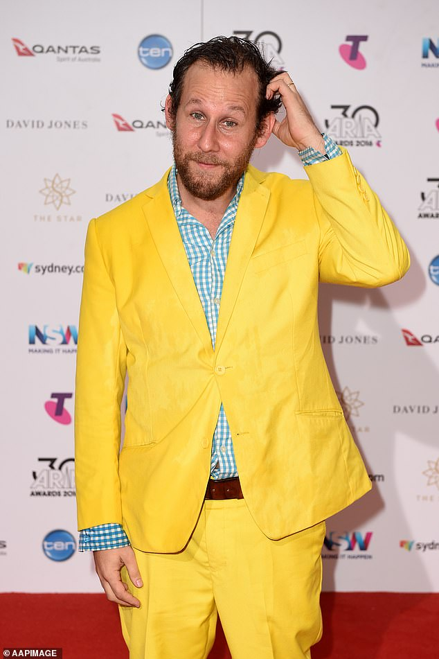Ben, 43, had accused Guy on Twitter of 'trying to be all things to all people' after he withdrew his support for the campaign urging Aussies to get vaccinated against Covid-19 in order to stop the cycle of lockdowns and restart the live music industry