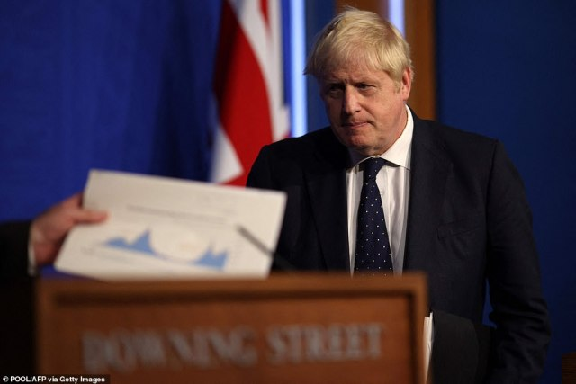 One could hardly expect the Boris to be in one of his whizzbang moods yesterday