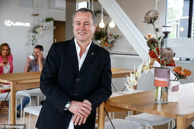 Renowned restauranteur Neil Perry (pictured) has called for a temporary health order under the state of emergency to ensure vaccinated and un-vaccinated patrons cannot mingle