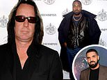 Todd Rundgren SLAMS 'dilettante' Kanye West as he recalls chaotic experience working on Donda