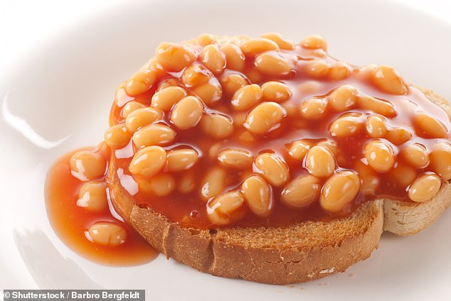TikTok users started emptying tins of beans and posting ¿beaning¿ pictures online (stock image)
