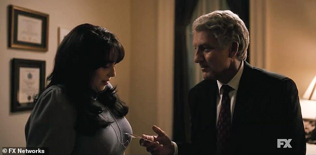 Impeachment: American Crime Story Episode 2: Monica Lewinsky tells Linda Tripp about her affair