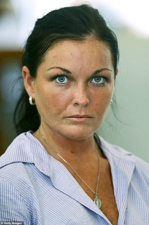 New look? Beverly Hills surgeon Dr. Randal Haworth previously said Schapelle may have invested in some 'non-invasive work' to achieve her young appearance. Pictured in 2005