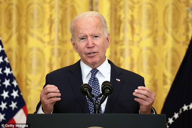 President Joe Biden announced the federal government's aggressive new approach to fight the COVID-19 pandemic on Thursday, which include new vaccine rules that the White House says will affect two-third of the American workforce