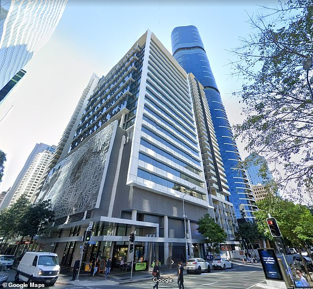 The Covid-positive person worked at thethe Skyscraper Centre, 53 Albert Street in the Brisbane CBD in March 2020