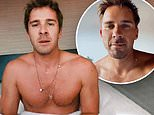 Packed to the Rafters star Hugh Sheridan stops a man from committing suicide