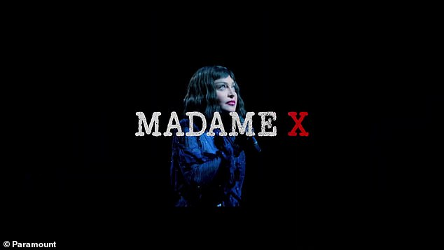 Coming soon:Madame X is set to be made available for streaming on the Paramount+ streaming service on October 8th.