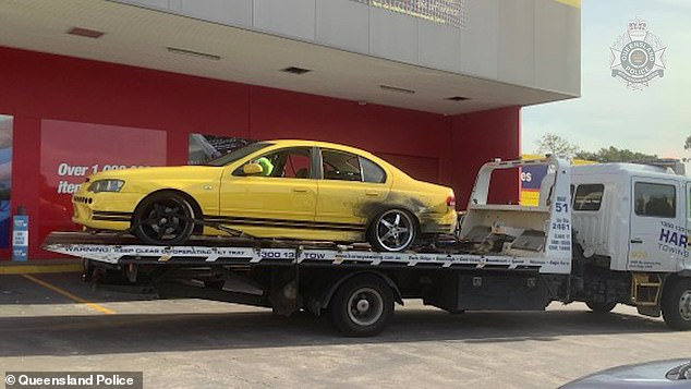 Police alleged the man was involved in recent hooning incidents in Logan and Rocklea. He was charged with more than 30 offences, including five counts of dangerous operation of a vehicle