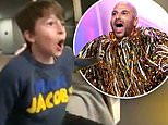 George Calombaris' kids are shocked to see him on The Masked Singer