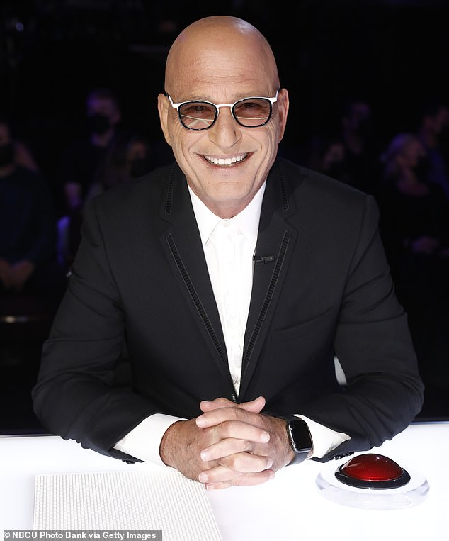 Paying tribute:Howie Mandel paid tribute to late comedian Norm Macdonald and the power of laughter on Tuesday as the final 10 acts performed on America's Got Talent