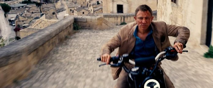 For a feast!  Moviegoers watching the new James Bond film, No Time to Die, in IMAX theaters will be treated to 40 minutes of exclusive extended footage, MailOnline can exclusively reveal.