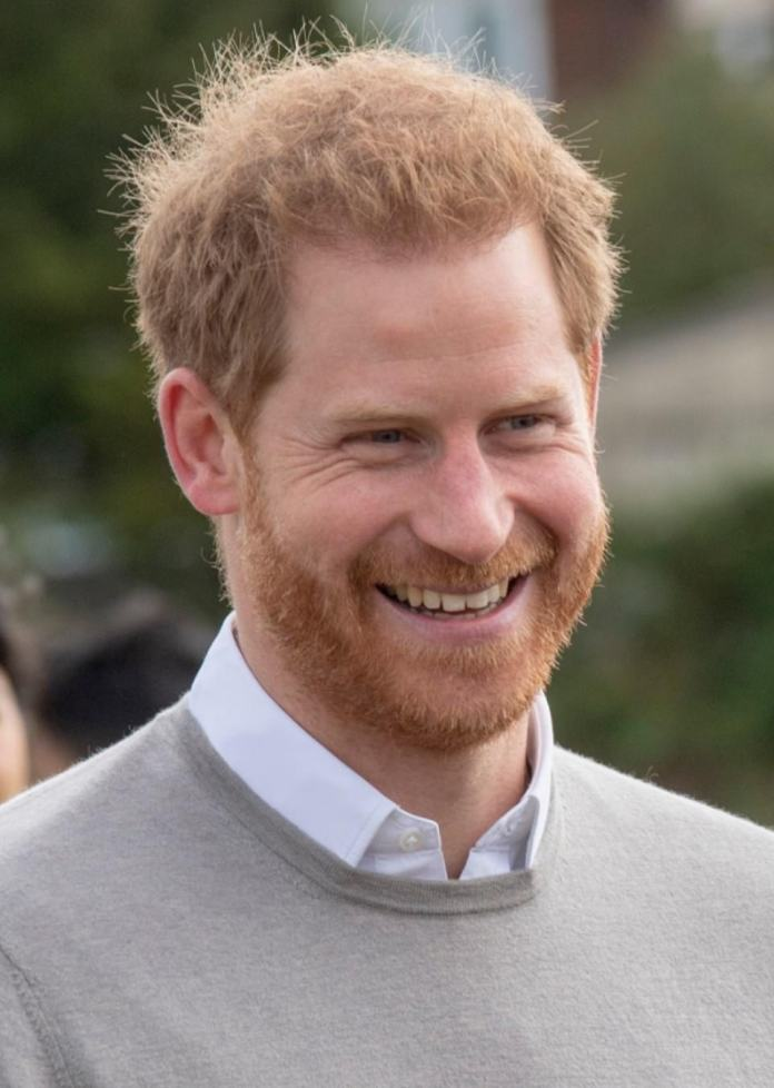 The Queen also shared a portrait of Harry, who according to Finding Freedom author Omid Scobie is making 'very little progress' in reconciling with the Royal Family.