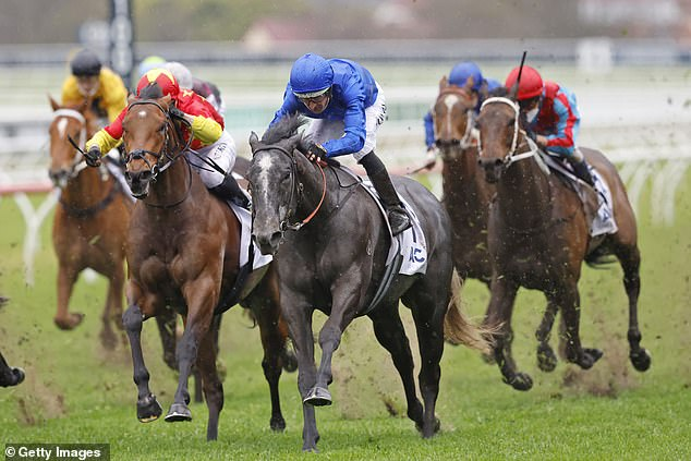 Organisers have lobbied the state government to hold the lavish event on October 16 at Royal Randwick Racecourse (pictured)