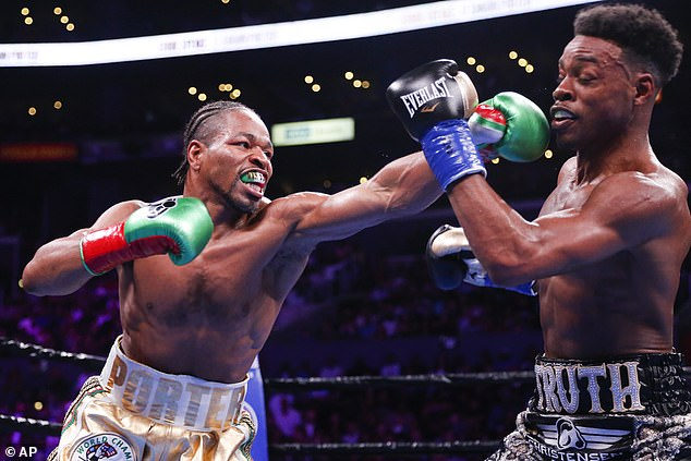 Porter fought Errol Spence Jr in 2019 in a fight of the year contender, losing by split decision