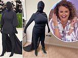 Nadia Sawalhapokes fun at Kim Kardashian's Met Gala look