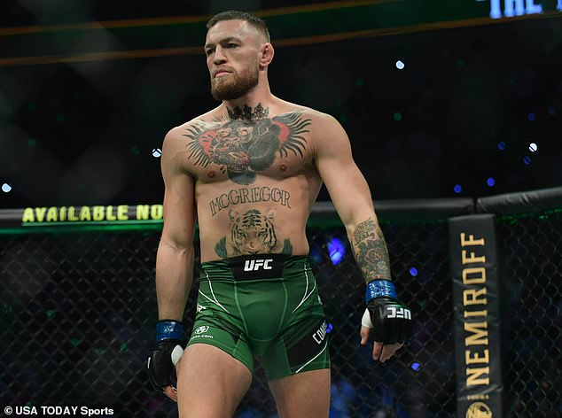 Conor McGregor reveals he feels he could 'kick right now' during his recovery from a leg break