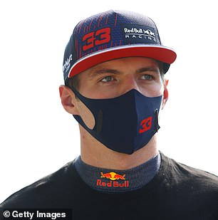 Verstappen managed to avoid injury from crash last weekend