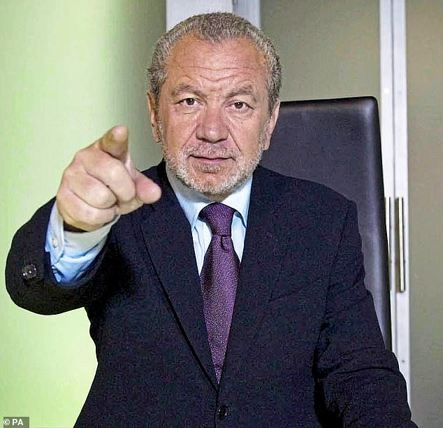 Lord Sugar will see you now! The first three famous faces set to star on Celebrity Apprentice Australia in 2022 were revealed on Wednesday