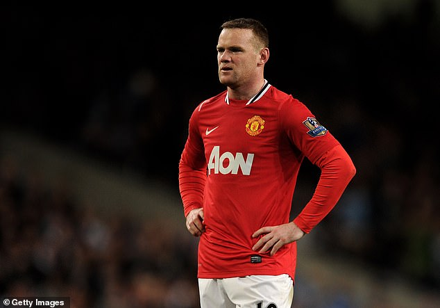 The pundit said Rooney could be aggressive as a player but is calm as Derby manager