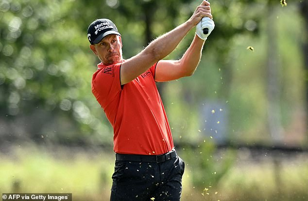 Henrik Stenson has been named as Europe's fifth vice-captain ahead of the Ryder Cup