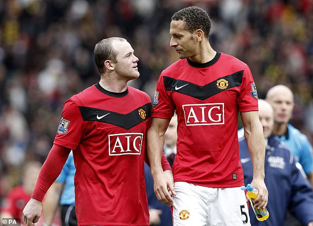 Ferdinand has been impressed by the way his former United team-mate has handled the situation he has found himself in at Derby