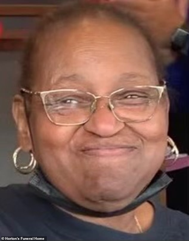Brenda Whidbee, 70, (above), was allegedly struck and killed by Layla Adredini, 30, on August 24 after being run over by her Ford Explorer on a Brooklyn sidewalk