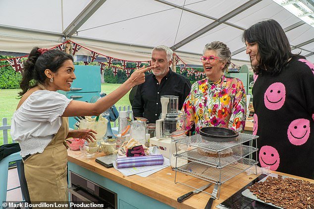 First look:A first glimpse of The Great British Bake Off season 12 was revealed on Wednesday as Channel 4 released stills from the first instalment of the 2021 series, which airs on September 21
