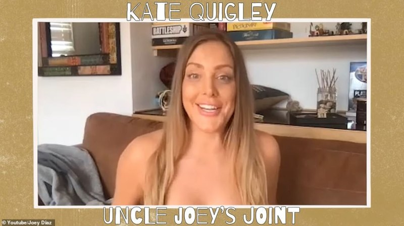 Quigley opened up about her drug-taking, partying and even shoplifting during the pandemic, just days before her overdose