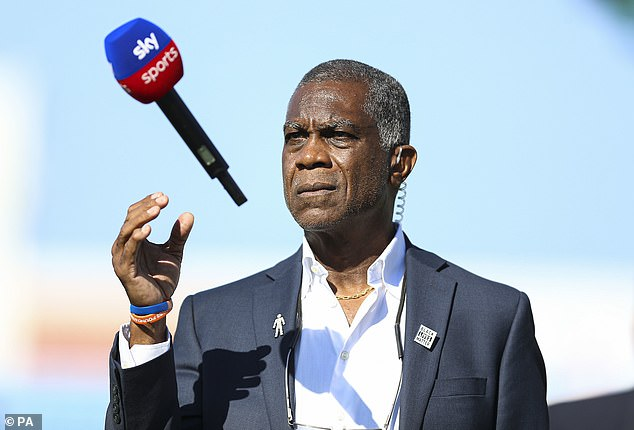 Michael Holding has retired from cricket commentary after over 30 years in broadcasting