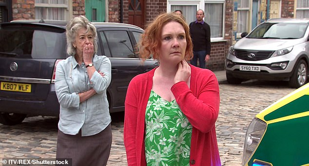 Future changes: It comes after an ITV boss has hinted at a major shake-up for Coronation Street and Emmerdale schedules