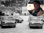 How many Aston Martins go in the line of fire to shoot a Bond movie? Answer: TEN