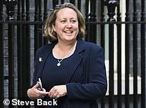 Hardline Brexiteer Anne-Marie Trevelyan has returned to the Cabinet as International Trade Secretary