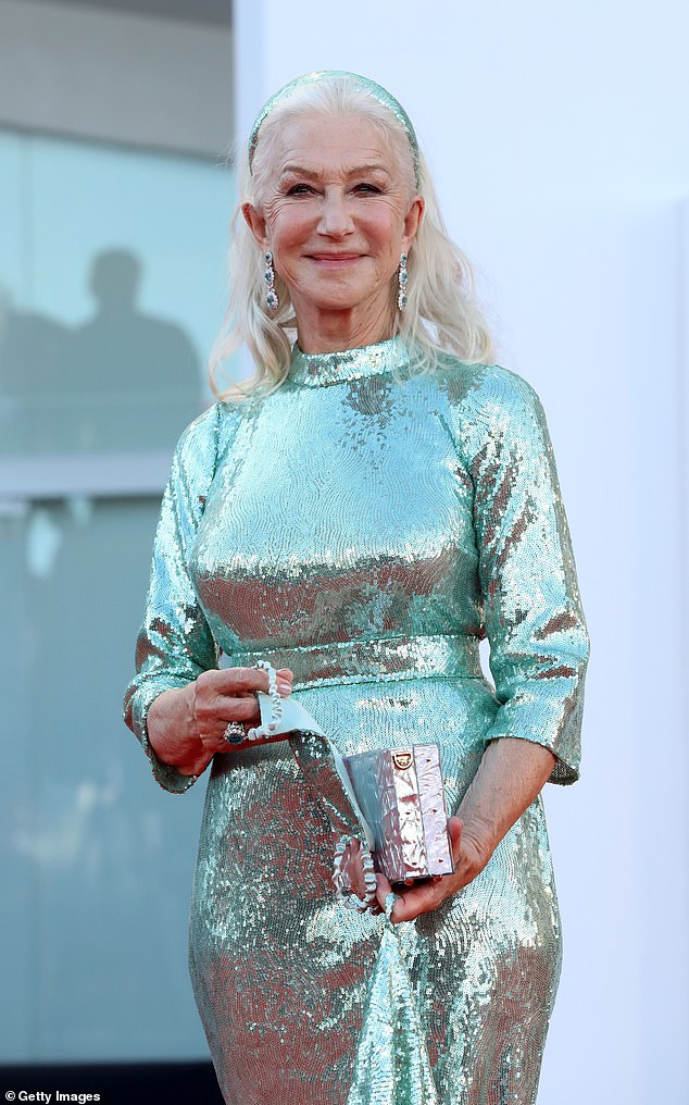 Magical! Dame Helen Mirren is set to host an upcoming quiz show called Harry Potter: Hogwarts Tournament Of Houses. She's seen September 1st above