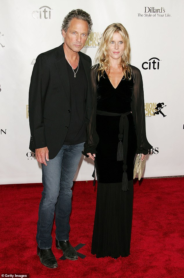On the red carpet: The pair was snapped at a 2007 event at NYC'sRadio City Music Hall