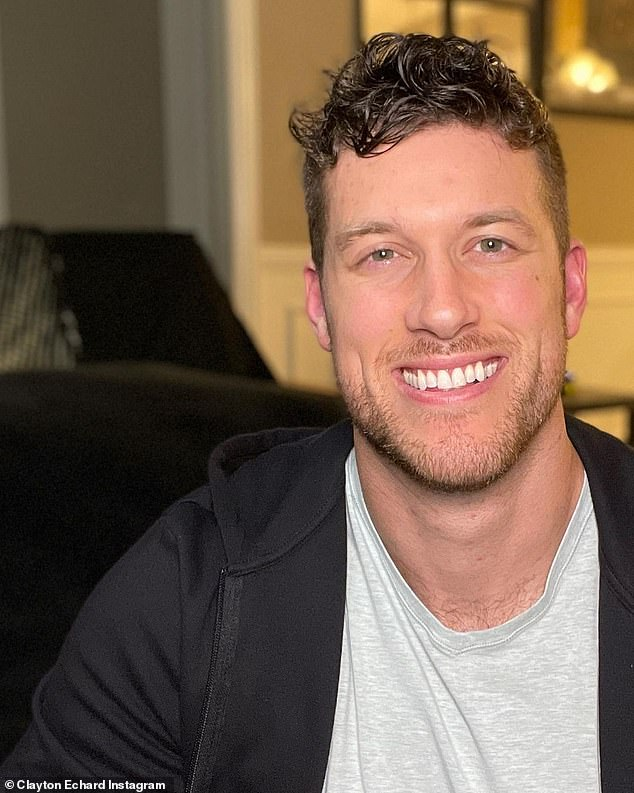 New guy on the block!Clayton Echard is reportedly going to be the next Bachelor