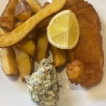 Chef shares his simple recipe for the perfect fish and chips💥👩💥💥👩💥