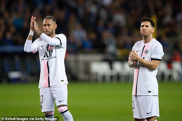 PSG now turn their attention back to Ligue 1 as they look to maintain their 100% record