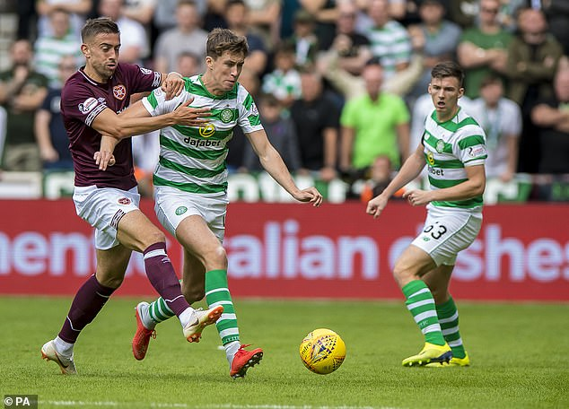 That earned him a move back to Celtic, but things didn't work out for Hendry at Parkhead