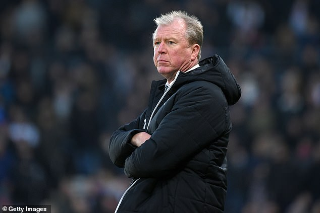Steve McClaren was the big hope in 2011, but he resigned after only four months in the job