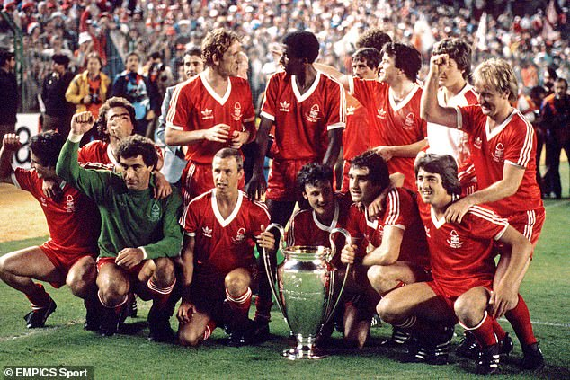Forest's amazing success in the 1970s and 80s has hung over the club in recent years