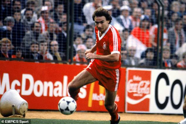 Martin O'Neill won the European Cup with Nottingham Forest but was an unsuccessful boss