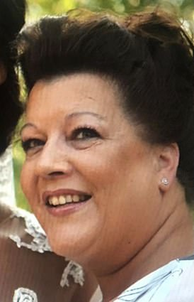 Jacqueline Goldsworthy, 57, from London