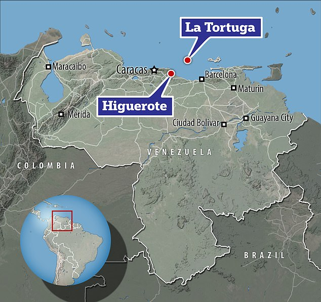 They were found adrift four days after leaving Higuerote on September 3 for the island La Tortuga around 56 miles off the Venezuelan coast