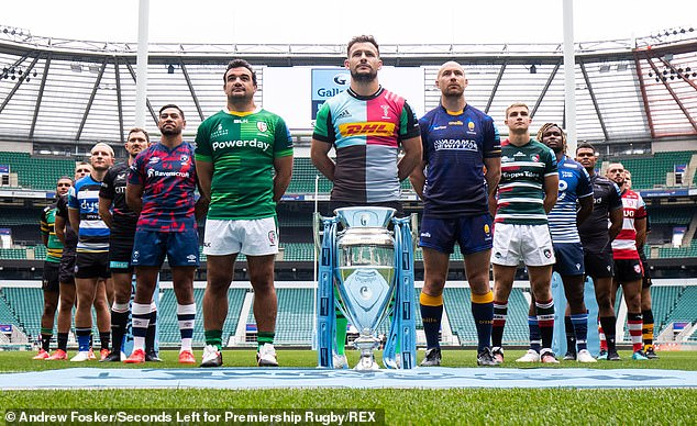 Fans will return to stadiums as the new season of the Premiership gets underway on Friday